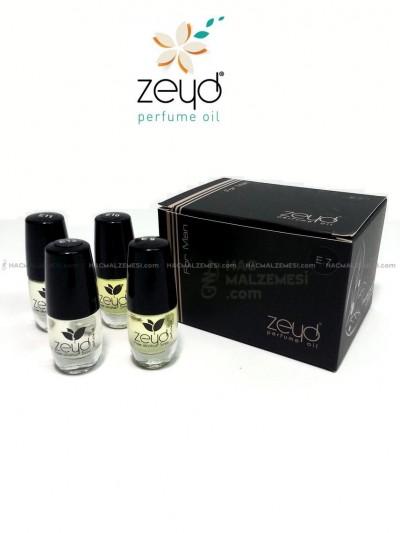 Zeyd Erkek Parfüm Serisi 5 ml.