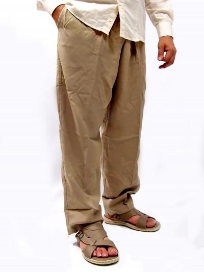 Şalvar Pantalon Kahverengi